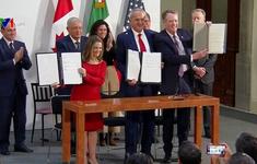 Mỹ, Canada và Mexico ký kết thỏa thuận hoàn tất Hiệp định USMCA