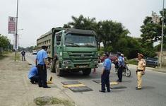 Phát hiện gần 1.800 xe chở quá tải, phạt hơn 21 tỷ đồng