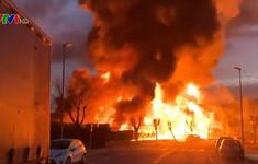 Tây Ban Nha khống chế thành công đám cháy lớn gần TP Barcelona