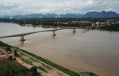 MRC cảnh báo hậu quả nghiêm trọng khi nước sông Mekong đổi màu