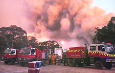 Australia điều tra hành vi trộm nước uống tại các khu vực cháy rừng