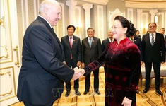 Thúc đẩy hợp tác kinh tế, văn hóa giữa Việt Nam - Belarus