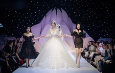 Đỗ Mỹ Linh, Huyền My rạng rỡ tại Tuần lễ Thời trang và làm đẹp quốc tế Việt Nam