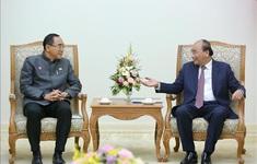Việt Nam - Thái Lan tiếp tục thúc đẩy hợp tác về thương mại, đầu tư