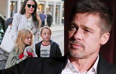 Brad Pitt đón sinh nhật với 3 con đẻ