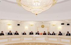 Chủ tịch Quốc hội gặp Lãnh đạo Đảng Cộng sản Belarus