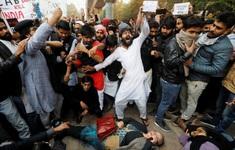 Nhiều nước khuyến cáo công dân thận trọng khi tới Ấn Độ