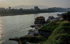 Trung Quốc nổ mìn khơi lòng một đoạn sông Mekong