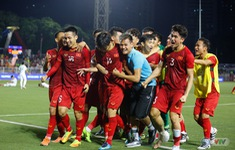 Lịch thi đấu và trực tiếp bán kết bóng đá nam SEA Games 30: U22 Việt Nam - U22 Campuchia, U22 Myanmar - U22 Indonesia