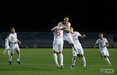 TRỰC TIẾP BÓNG ĐÁ U22 Indonesia 0-0 U22 Việt Nam: Thế trận đôi công