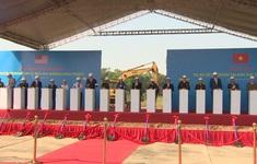 Khởi công dự án tẩy độc dioxin tại sân bay Biên Hoà