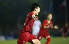 ĐT nữ Việt Nam 2-0 ĐT nữ Philippines: Chiến thắng thuyết phục