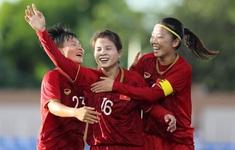 """Vòng loại Asian Cup nữ 2022: ĐT nữ Việt Nam gặp các đối thủ """"dễ thở"""""""
