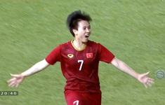 VIDEO: Tuyết Dung ghi bàn nâng tỉ số cho ĐT nữ Việt Nam