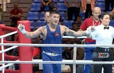 SEA Games 30: Trương Đình Hoàng giành chiến thắng kịch tính tại môn Boxing