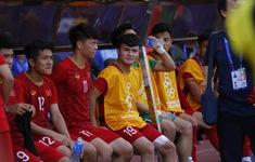 Quang Hải nghỉ hết SEA Games 30
