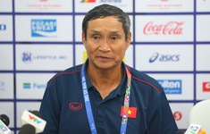 ĐT nữ Việt Nam vào chung kết SEA Games 30, HLV Mai Đức Chung hài lòng về các nữ cầu thủ