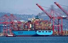 Thâm hụt thương mại của Mỹ giảm xuống mức thấp nhất kể từ tháng 5/2018