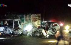 Tai nạn giao thông nghiêm trọng tại Gia Lai, 6 người thương vong