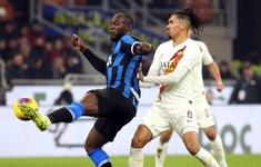 Inter Milan 0-0 AS Roma: Chia điểm đáng tiếc
