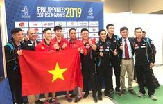TRỰC TIẾP SEA Games 30 ngày 7/12: Trương Thị Phương giành HCV canoeing, Bóng bàn VN giành HCV đôi nam