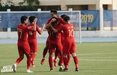 TRỰC TIẾP BÓNG ĐÁ: U22 Myanmar - U2 Indonesia (Bán kết môn bóng đá nam SEA Games 30)