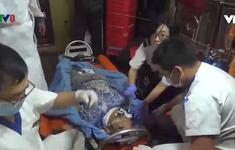 Cứu nạn thuyền viên nước ngoài vào cảng Nha Trang