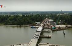 ĐBSCL khẩn trương hoàn thiện hệ thống thủy lợi ứng phó hạn mặn