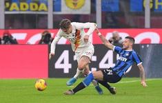 Kết quả, lịch thi đấu và BXH vòng 15 Serie A: Inter 0-0 Roma