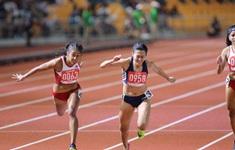 SEA Games 30: Lê Tú Chinh giành HCV nội dung 100m nữ