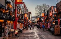 Asakusa - Phố mua sắm lâu đời nhất Nhật Bản