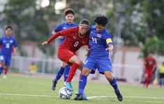 TRỰC TIẾP BÓNG ĐÁ: ĐT nữ Thái Lan - ĐT nữ Việt Nam (Chung kết môn bóng đá nữ SEA Games 30)