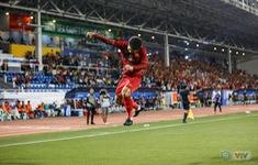 ẢNH: Những khoảnh khắc ấn tượng trong chiến thắng của U22 Việt Nam trước U22 Campuchia