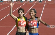 SEA Games 30: Phạm Thị Huệ giành HCV điền kinh nội dung 10000m nữ