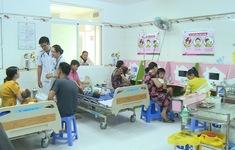 Ngày Tết: Trẻ nhỏ thường mắc các bệnh hô hấp, tiêu hóa