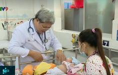 Gia tăng trẻ em, người già nhập viện vì thời tiết trở lạnh