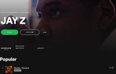 Nhạc của Jay Z trở lại Spotify, điều gì đã xảy ra với Tidal?