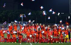 """Khoảnh khắc ấn tượng trong ngày thi đấu 8/12 tại SEA Games 30: Ngày """"vàng"""" của thể thao Việt Nam"""