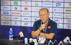HLV Park Hang Seo đặt quyết tâm giành HCV SEA Games 30