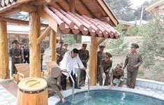 Triều Tiên khai trương khu nghỉ dưỡng trên núi
