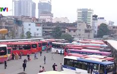 Hà Nội tăng cường 2.200 lượt xe khách phục vụ dịp Tết