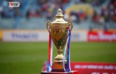 TRỰC TIẾP BÓNG ĐÁ Siêu cúp Quốc gia 2018, CLB Hà Nội 0-0 B. Bình Dương: Hiệp một