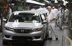 Honda tuyên bố việc đóng của nhà máy tại Anh không liên quan đến Brexit