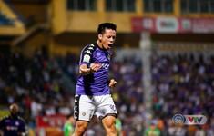 Văn Quyết lọp top tiền vệ được yêu thích nhất châu Á