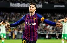 Messi có thể không ra sân trong trận gặp ĐT Morocco