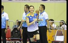 Phụ công Bích Thủy giành danh hiệu phụ công xuất sắc nhất tại Giải VĐQG Thái Lan