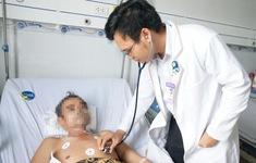 Liên tiếp cấp cứu 3 trường hợp nhồi máu cơ tim trong đêm