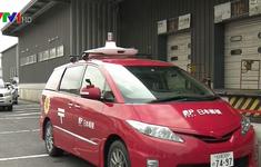 Nhật Bản thử nghiệm ô tô giao hàng không người lái