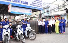 TP.HCM: Bệnh viện tuyến quận trang bị xe cấp cứu 2 bánh