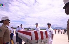 Hợp tác tìm kiếm binh lính Mỹ bị mất tích